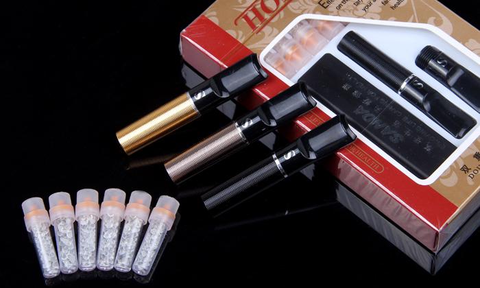 ที่กรองบุหรี่แบบเปลี่ยนไส้กรอง ที่ต่อบุหรี่ ตัวกรองบุหรี่ ไปป์กรองบุหรี่