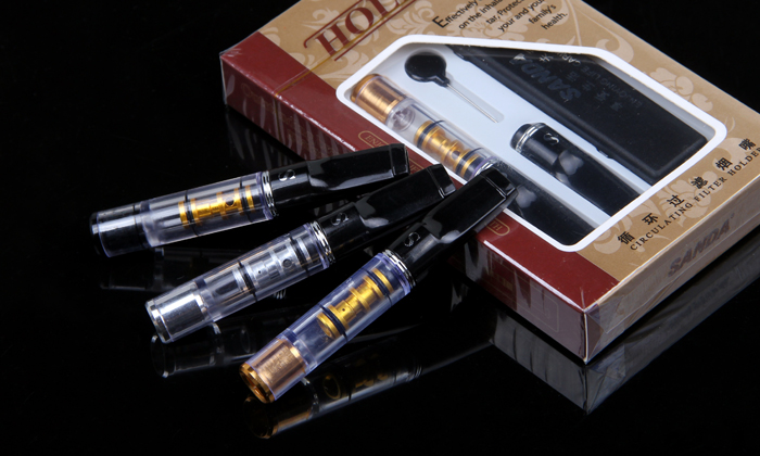 ไปป์ต่อกรองบุหรี่ ที่ต่อบุหรี่ ตัวกรองบุหรี่ หลอดบุหรี่